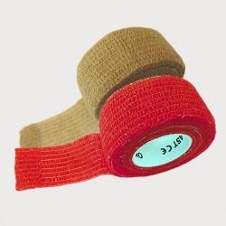 OK-plast 2 ks - náplast béžová a červená (2,5x450)