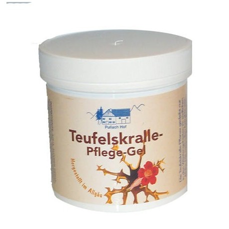 Čertův dráp - masážní bylinný gel – 250 ml