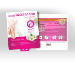 Maska Exfoliační na nohy 40 ml (1 pár)