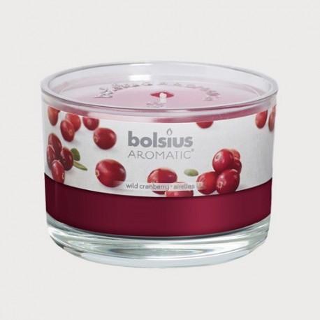 Vonná svíčka BOLSIUS - Brusinky