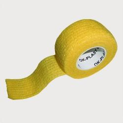OK-plast Žlutý (2,5 cm / 4,5 m)