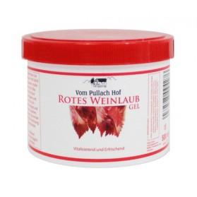 Gel z červených vinných listů 500 ml
