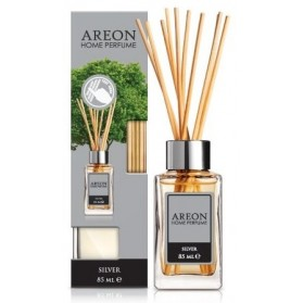 AREON HOME PERFUME LUX 85 ml - Silver