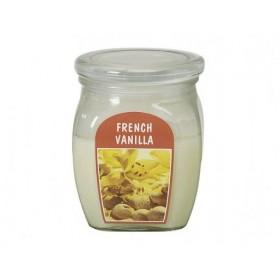 BOLSIUS Aroma svíčka ve skle 120/92 French Vanilla