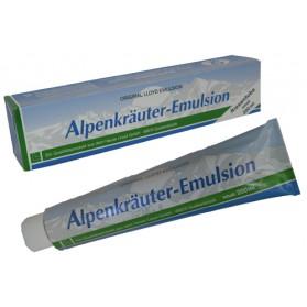 Alpenkräuter emulsion - původní recept Alpské emulze